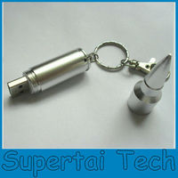 Hot selling fashion design 8GB Metal Bullet USB Flash Drive