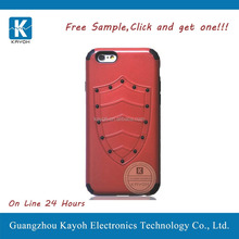 [kayoh] armor cases&covers for iPhone 6 shield plastic armor case