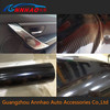 Annhao 1.52*20m Size High Glossy 5D Carbon Fiber Wrap with Air Bubble