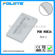 Replacement phone battery BLB-2 for Nokia 8210 high quality