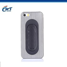 Cwt patent Kickstand Hybrid case for iPhone 5,beautiful silver phone case for iphone5