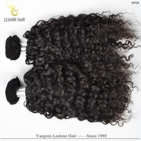 2015 Long Lasting Wholesale High Quality Unprocessed Natural Color afro kinky human hair