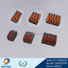 China made wago 222 series Push-in wire connector 222-412 22-413 222-415 wago connector