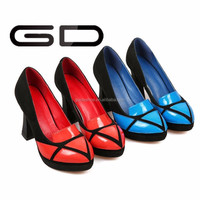 manila fashion shoes spanish brands woman shoes high heel closed toe shoes