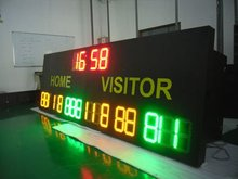"24"" score board for cards"