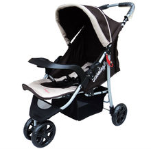 Guangdong factory supply two hand folded baby stroller with EN1888 test report