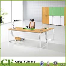 Wholesale manufacturer white metal office furniture executive desk