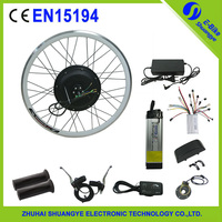 Diy conversion motor e-bike kit