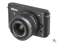 Nikon 1 J1 Kit with 10-30mm Lens Digital SLR Cameras dropship