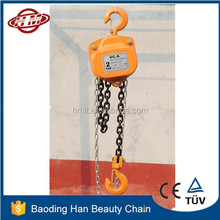 VC-A type 2 ton hand pulling chain block