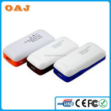 Popular promotional alarm clock with phone charger