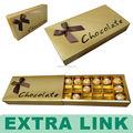 высокое качество изысканной ручной работы лучший шоколад коробка