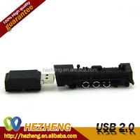 Trade Assurance USB Factory!Train Shape Truck Pendrive USB 64GB