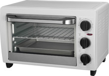 KMO23LC-BA 23L see through and double glass door toaster oven