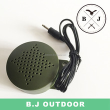 Sounds duck for hunting deer hunting equipment hunting bird decoy mp3 player from BJ Outdoor