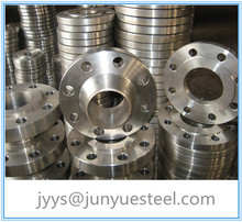A182 Ring Groove Face SCH40 Flange Stainless Steel Flange