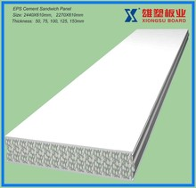 China building material EPS sandwich panel,eps sandwich wall panel,eps sandwich panel 100mm