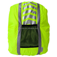 Waterproof Reflective bag Cover with Pocket