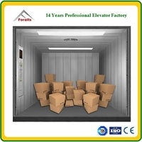 Freight Elevator Competitive Price with Good Quality&Services