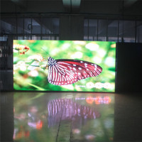 advertising 4x3 meter indoor led advertising screen 5mm multi color led 4mm pixel pitch led display