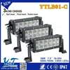 2015 new inventions high power car led lamp led fog light bar drl led daytime running light bar led driving fog light bar