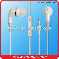 2015 hot sales Custom headphone design for iPhone for Samsung