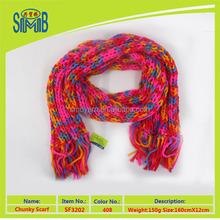 hand knitting yarn wholesalers from China supply super value yarn 100% acrylic scarf yarn