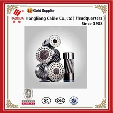 High tension aluminum steel conductor reinforced acsr cable