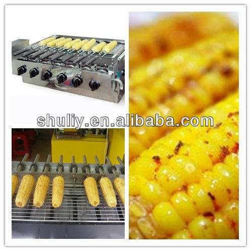 corn machine