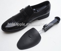 New Men Practical Durable Form Black Plastic Shoe Tree Strether For Boot HA01419