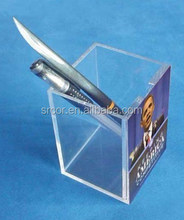 22inch acrylic wire mesh pencil holder