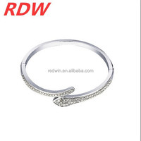 RDW New Arrives Europe and the United States foreign spirit snake multilayer diamond bracelet