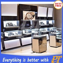 Customized watch store display furniture for free design