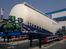 Designer antique bulk in cement tanker semi trailer