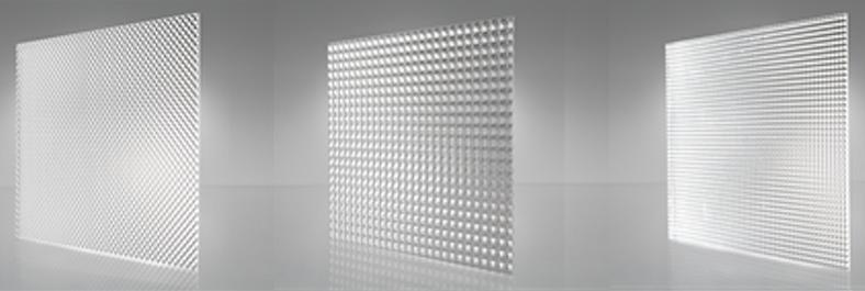 Wholesales Pmma Prismatic Led Light Diffuser Light