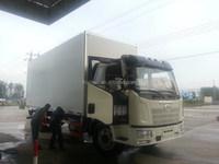 Low price Best-Selling refrigerated cargo van body