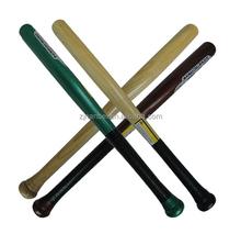 Custom Made Logo and Painted Color MINI Wooden Baseball Bat