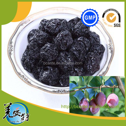 Raw Material Dried fruit smoked plum dark plum wumei Supplier