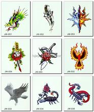Shunde Jieyi 2015 high quality eagle tattoo designs art