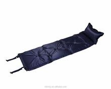 Que infla colchoneta / de la almohadilla inflable y almohada / colchón inflable