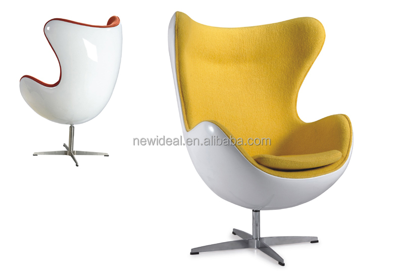 Best Selling Luxury Fiberglass Cheap Egg Chair For Sale NL2326