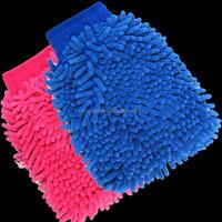 Chenille Car cleaning gloves /car wash gloves/Car wash mitt