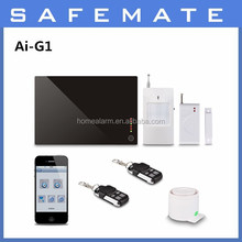 Factory Price Home Automation Wireless GSM Security Alarm System
