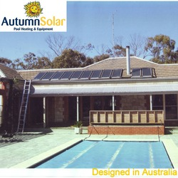 Aging Resistant 2*1m solar pool collectors,Pool Solar Panel Heating System