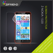 Screen Protector for nokia lumia 625,1320,lcd tv screen protector