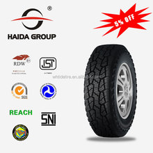 new style cheap car tire HD828 for SUV LT235/85R16