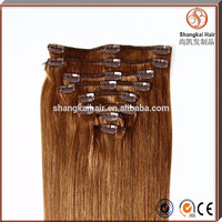 Hot Selling High Quality Factory Price 100% human hair Afro Kinky Curly Clip In Hair Extensions