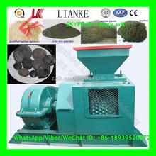 Coal Fired Ball Making Production Line/High Density Pillow Shape Ball Press Machine