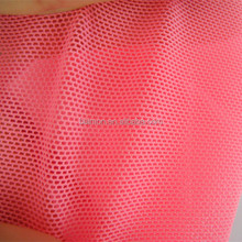 2015 fashionable-Polyester spandex mesh dress fabric for yoga
