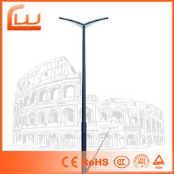 solar street light pole with low price